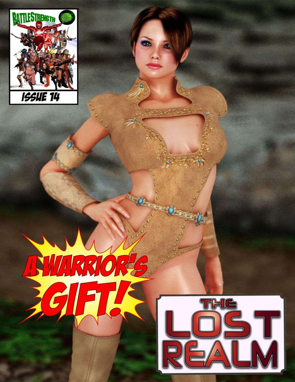 A Warrior鈥檚 Gift- Lost Realm