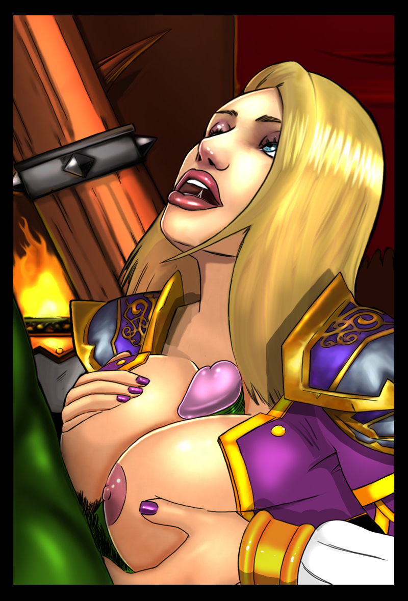 World of Warcraft -In Bed With The Enemy