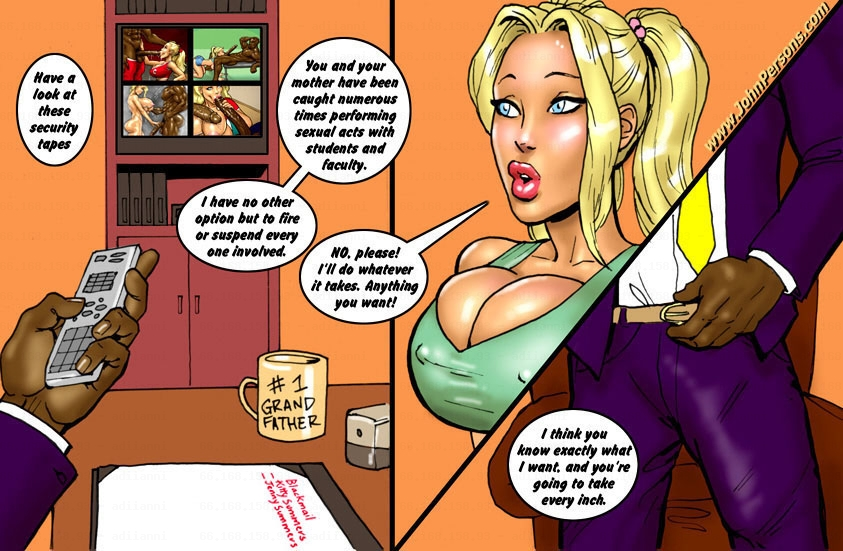 JOHN PERSONS – TWO HOT BLONDES
