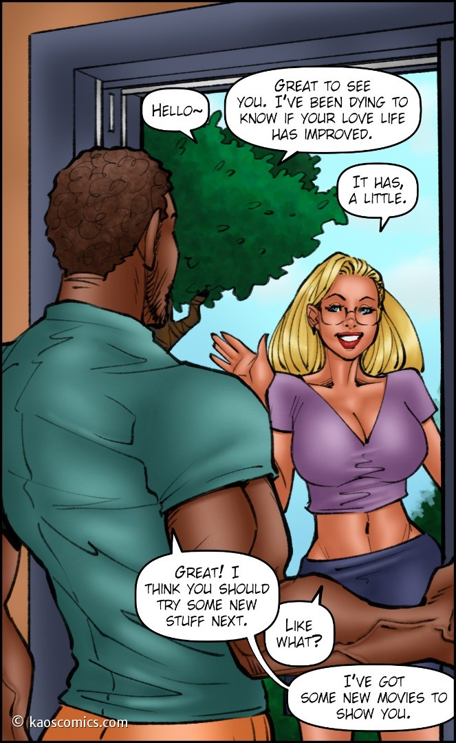 [Kaos Comics] Lessons From The Neighbour 2