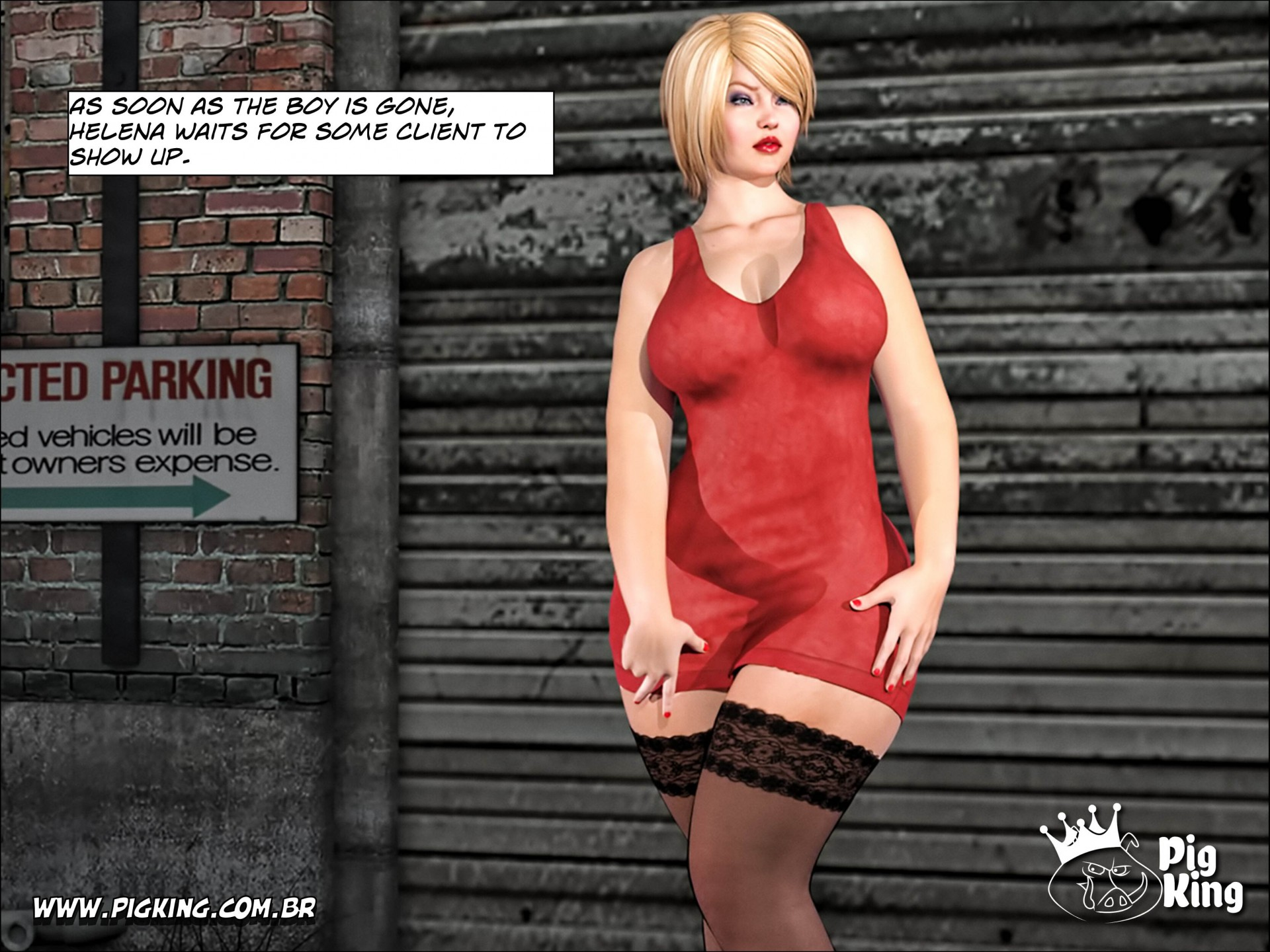 Dead End! Ch. 1 by Pig King