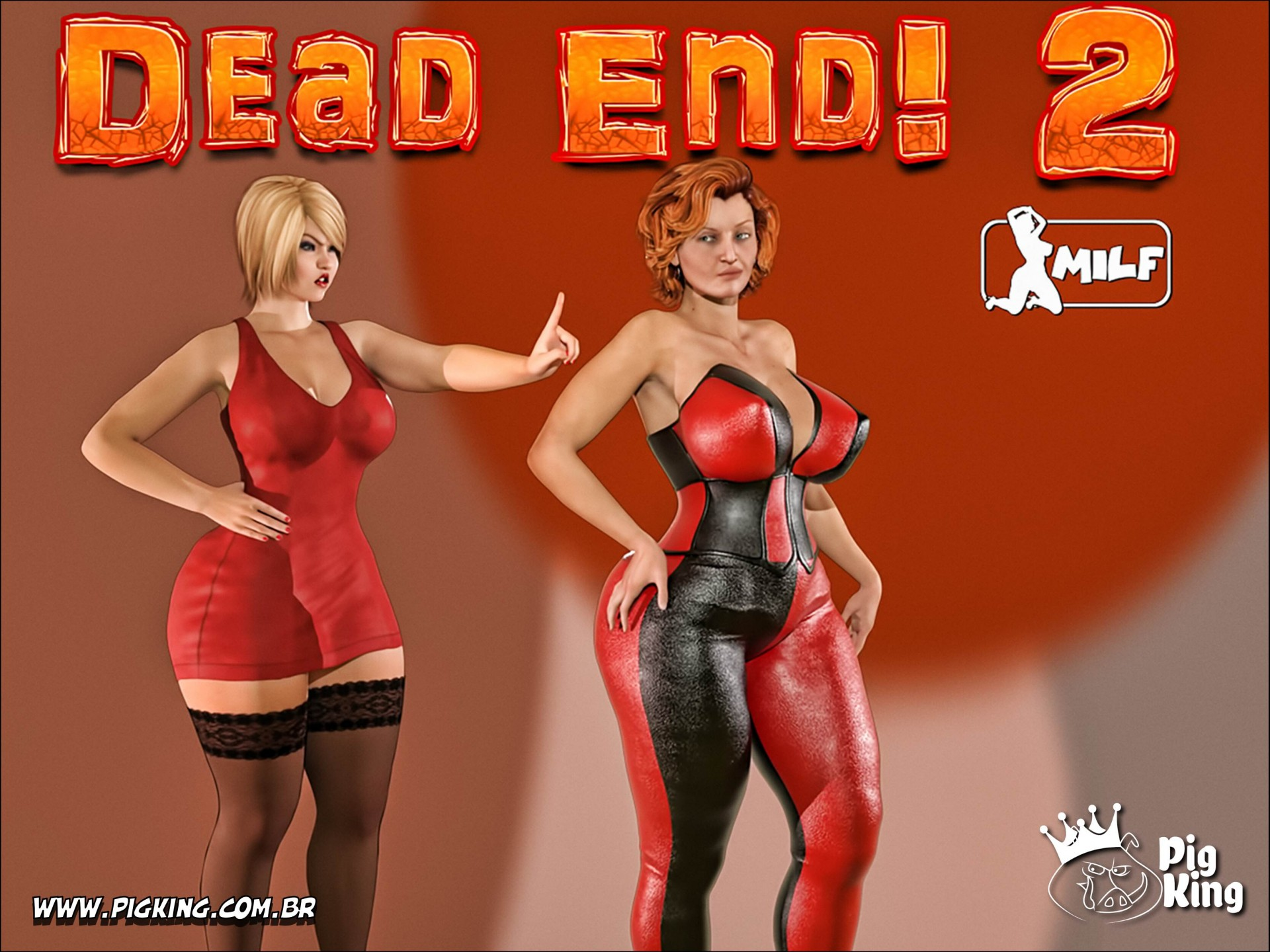 Dead End! Ch. 2 by Pig King