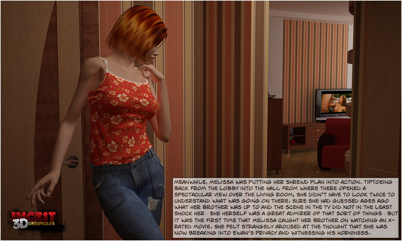 IncestChronicles3D – First Lessons