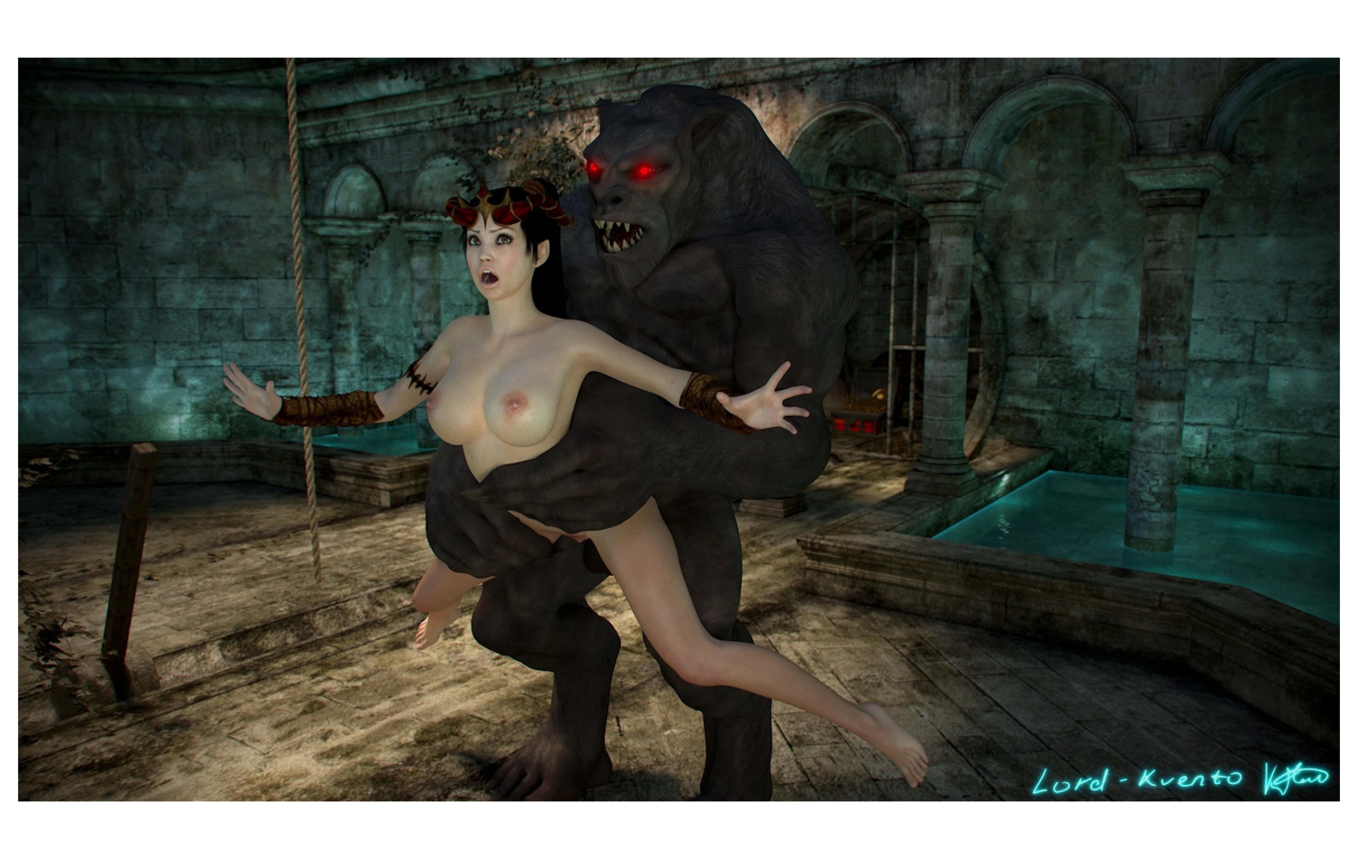 Lord Kvento – Adventure In The Dungeon