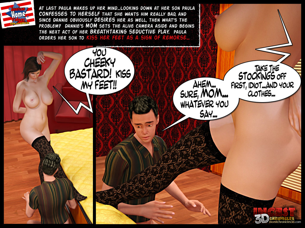 IncestChronicles3D – American Home Video