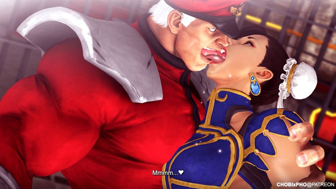 CHOBIxPHO – Blood Stained Rose 2 (Street Fighter)