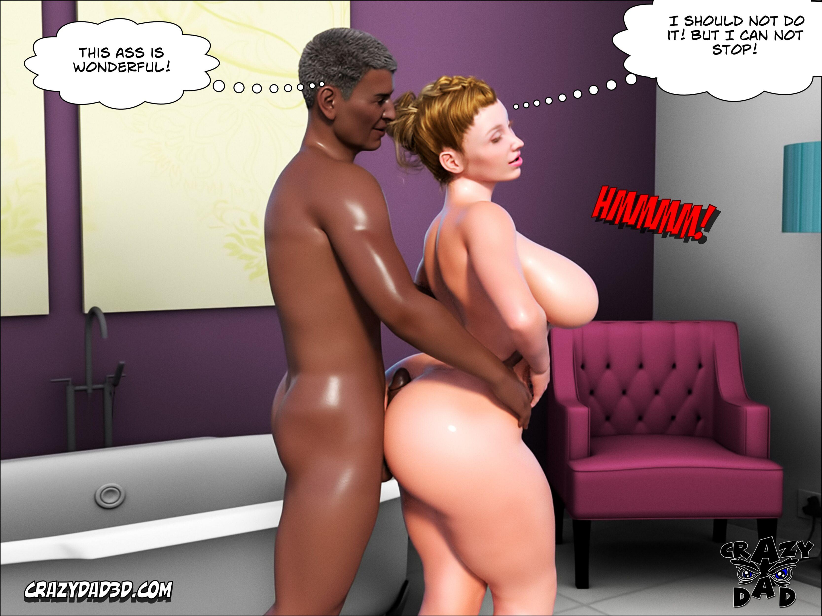 CrazyDad3D – Father in Law at Home 2