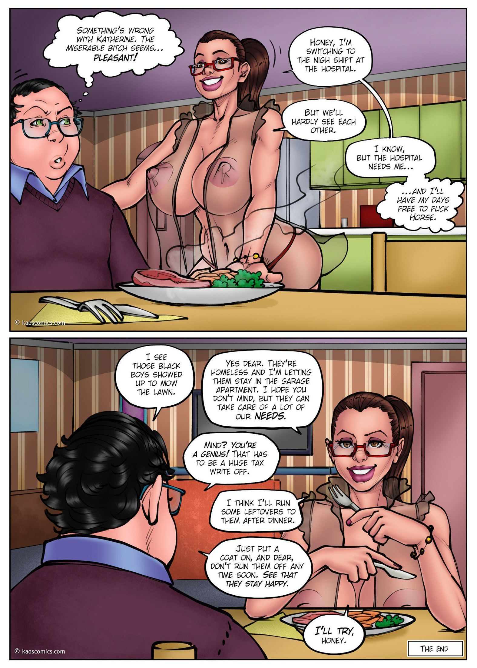 Kaos – Doctor Bitch 3 (Full Pages)