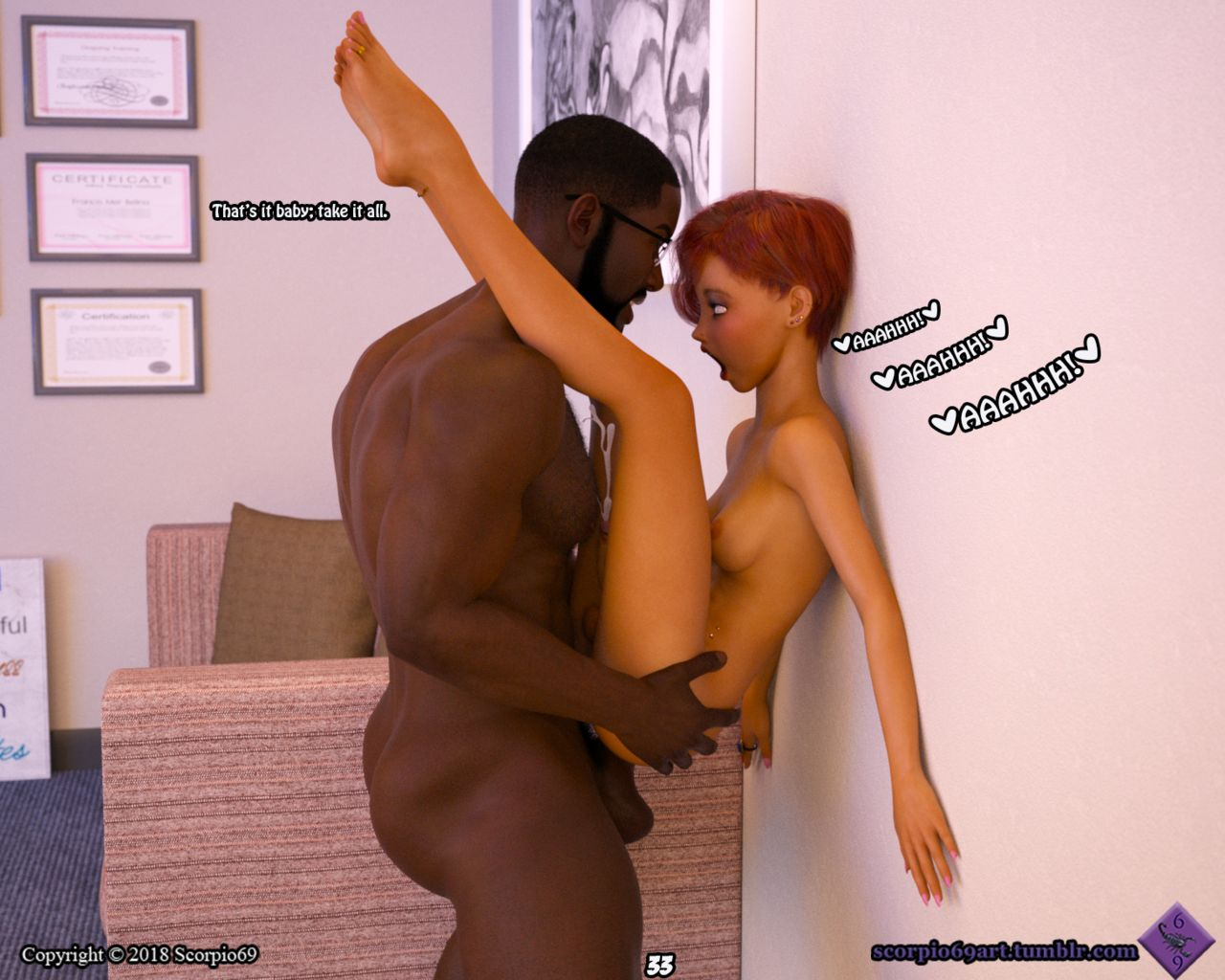 Special Therapy by Scorpio69 Shemale Anal Fuck