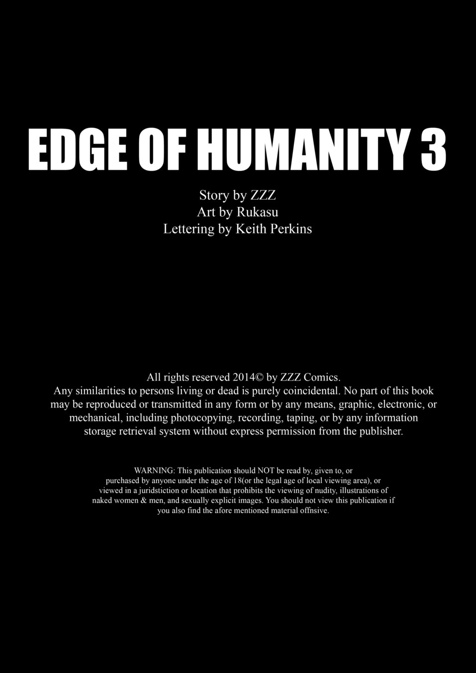 ZZZ- Edge of Humanity 03