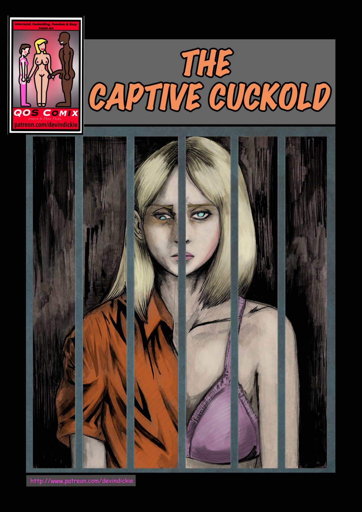 The Captive Cuckold – Devin Dickie