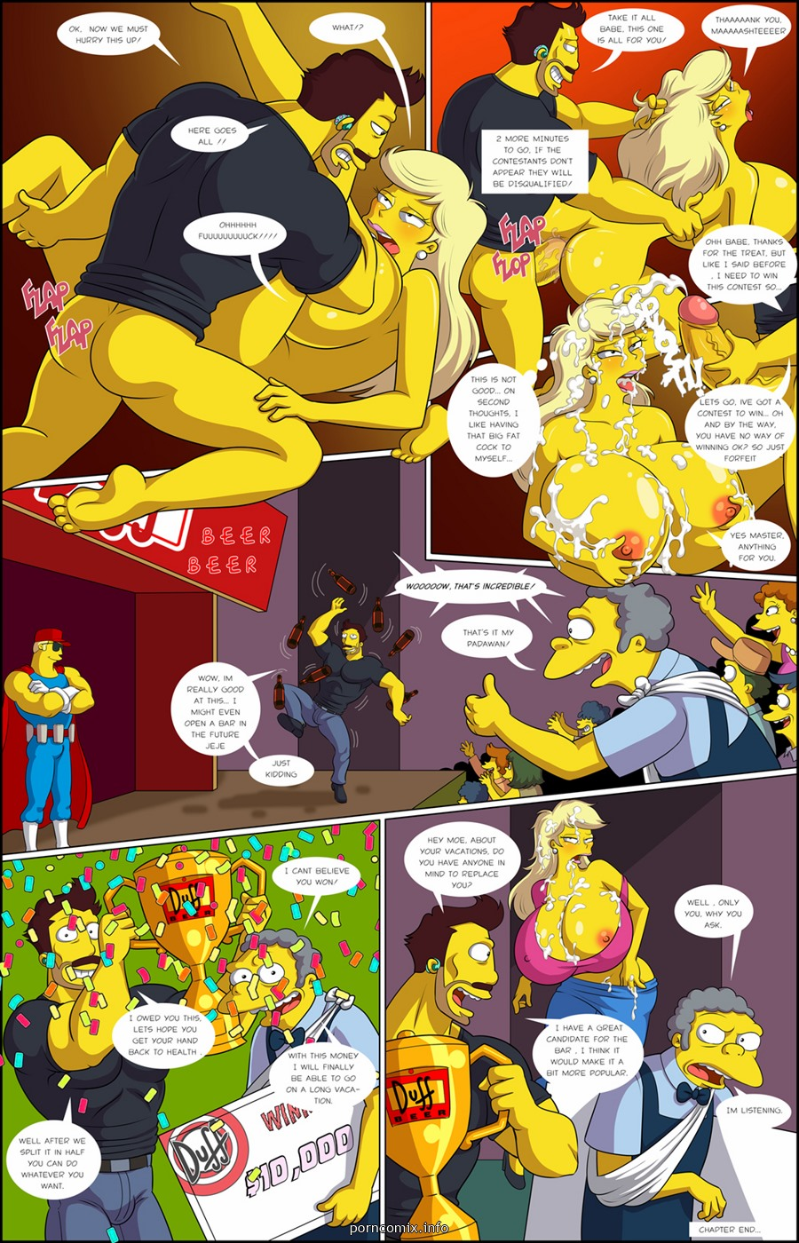 Darren's Adventure 2 (The Simpsons)