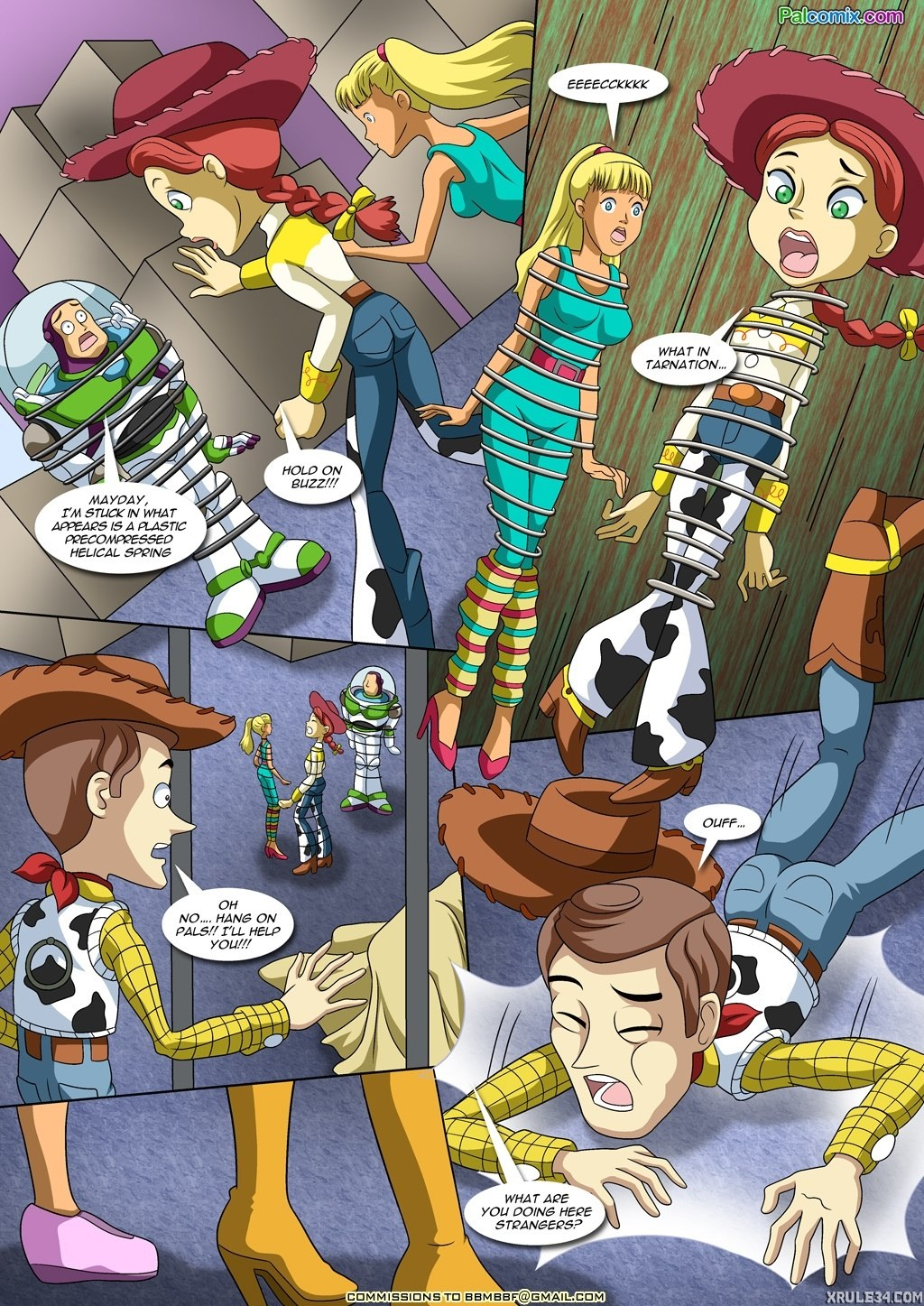 Toy Story- Blast from the past