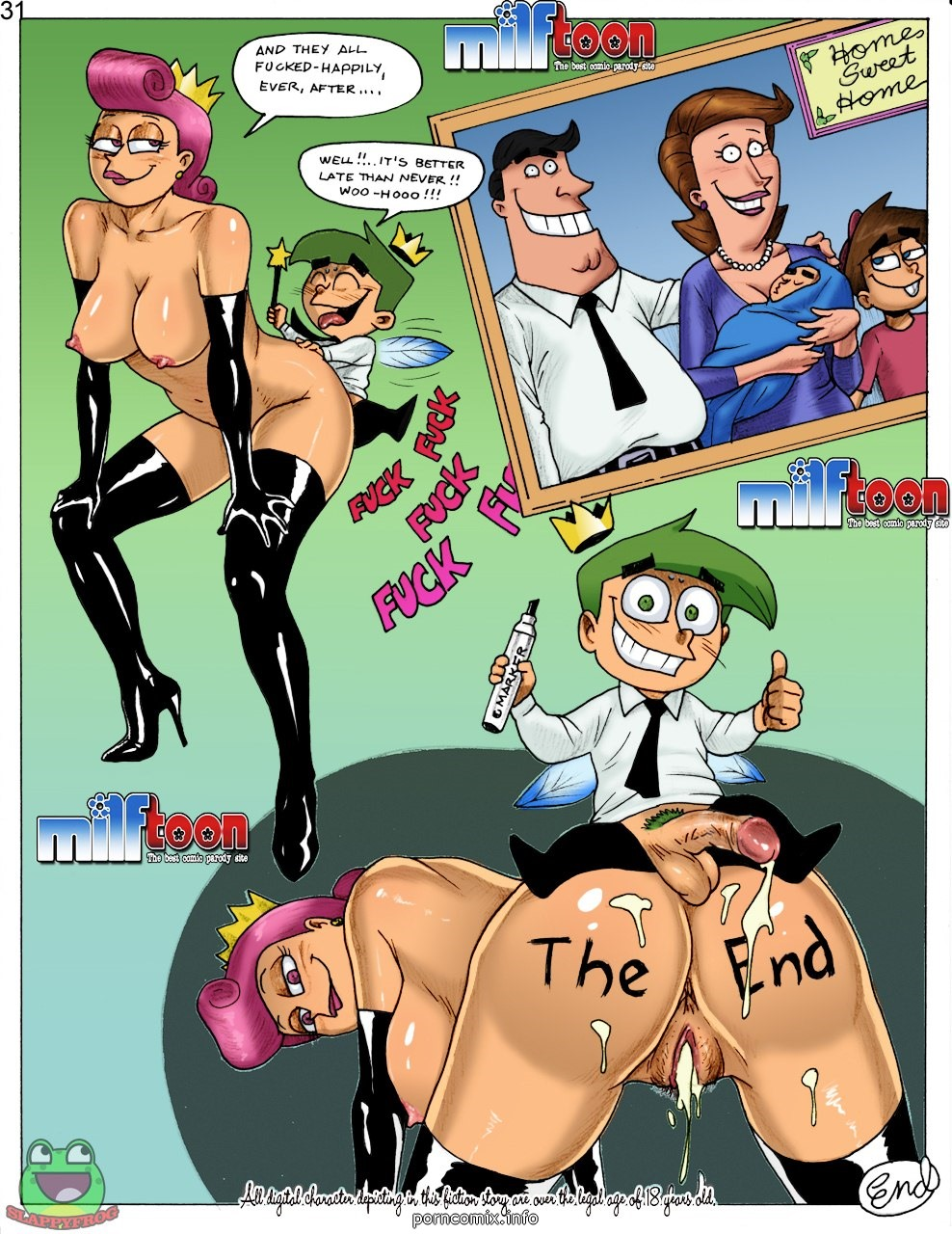 Milftoon Fairly Odd Parents-SF Edition – FOP Adult Porn Comix Online