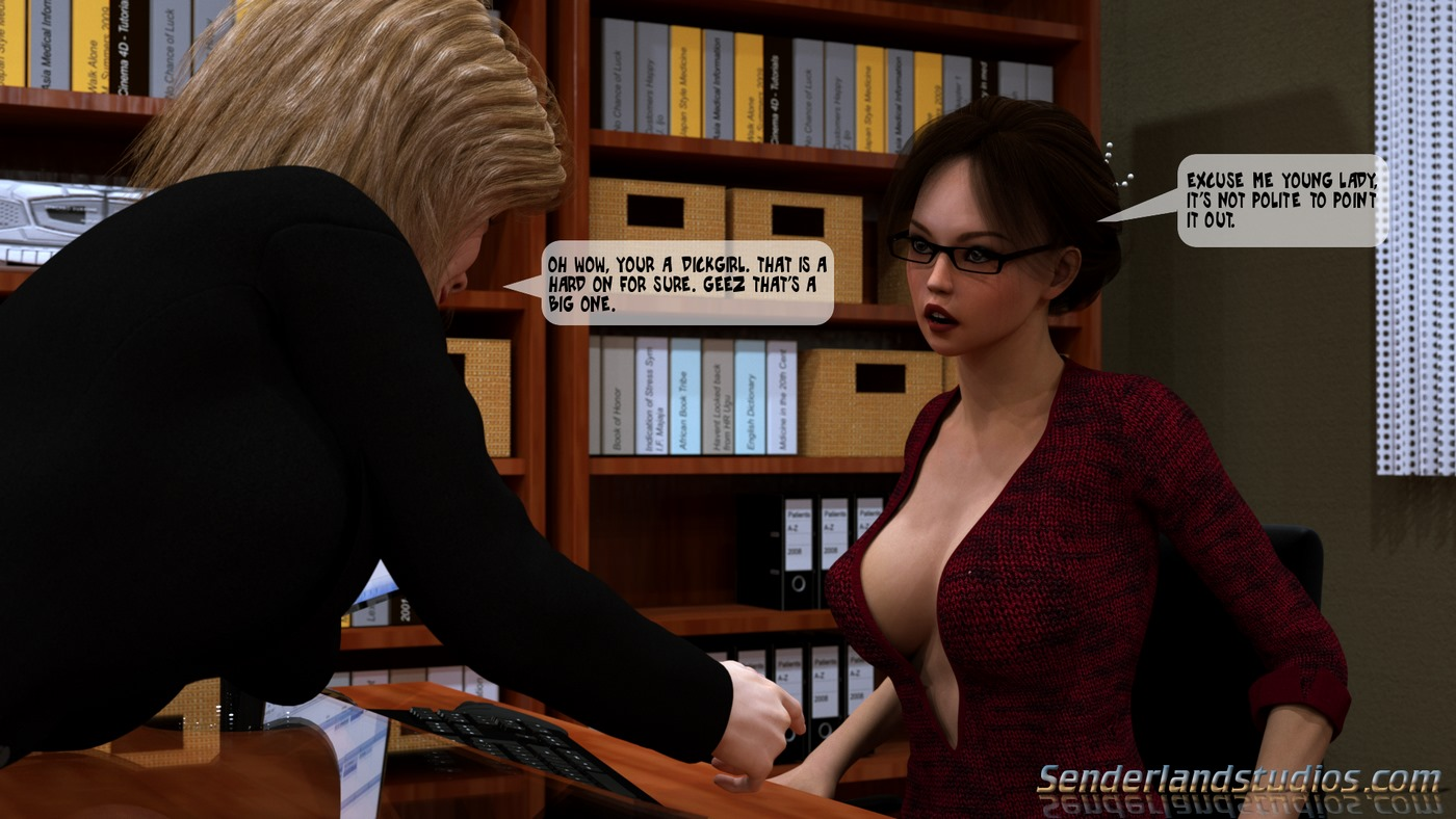Dedra's Story- The Office