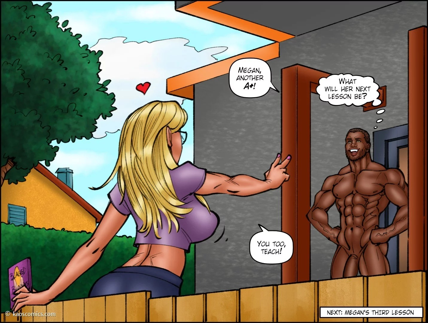 Lessons From The Neighbor- The Second Lesson by Kaos