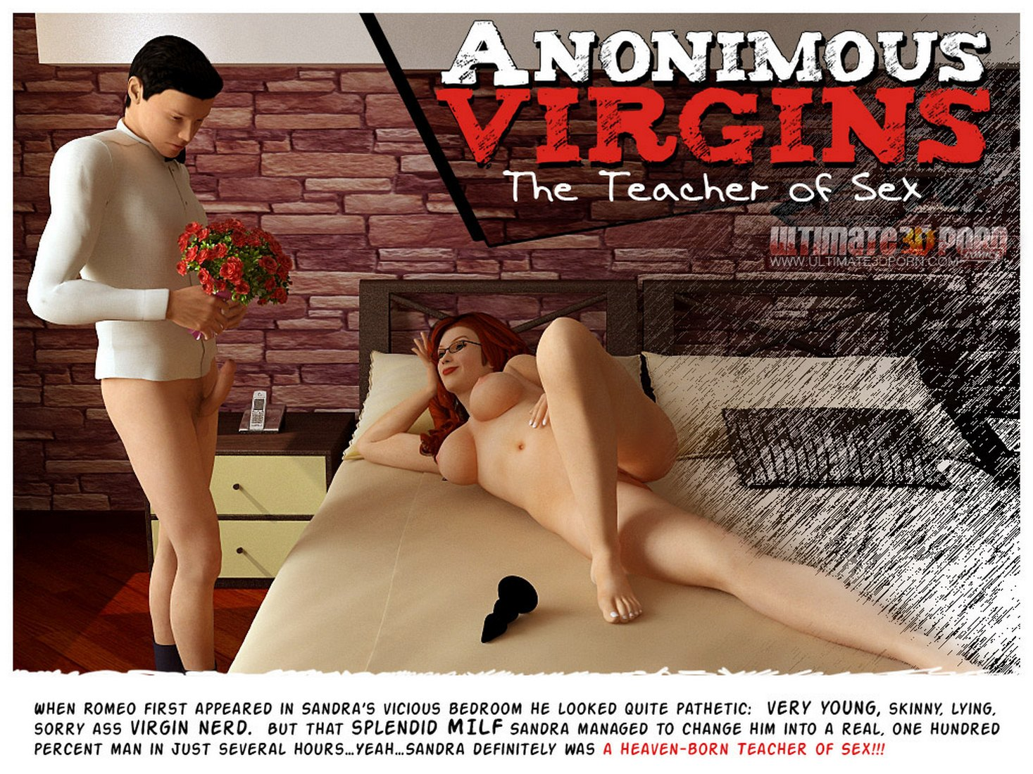 Anonimous Virgins- The Teacher of Sex