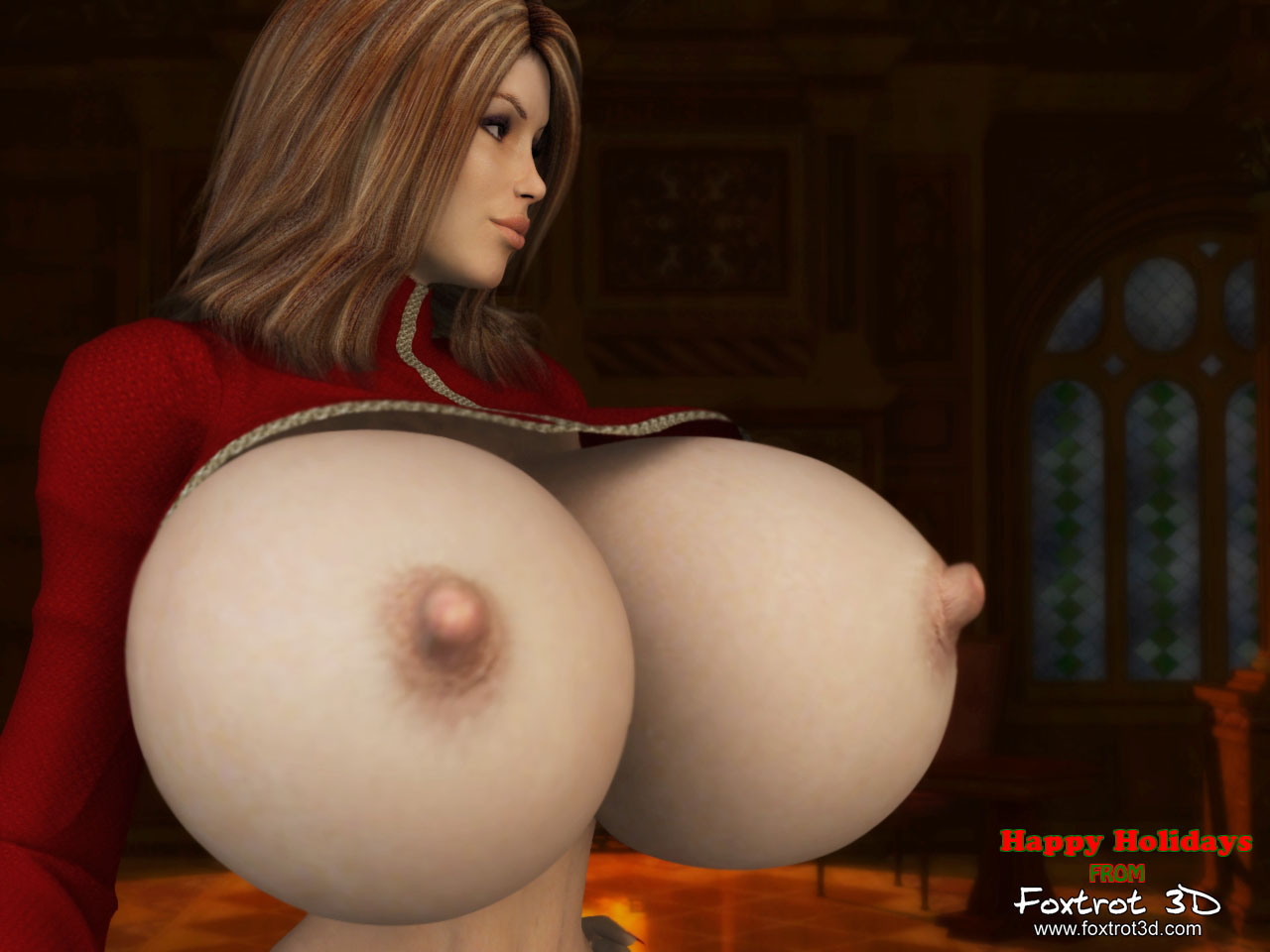 Extreme XL Size Huge Boobs Girls- Free Adult Porn Comix