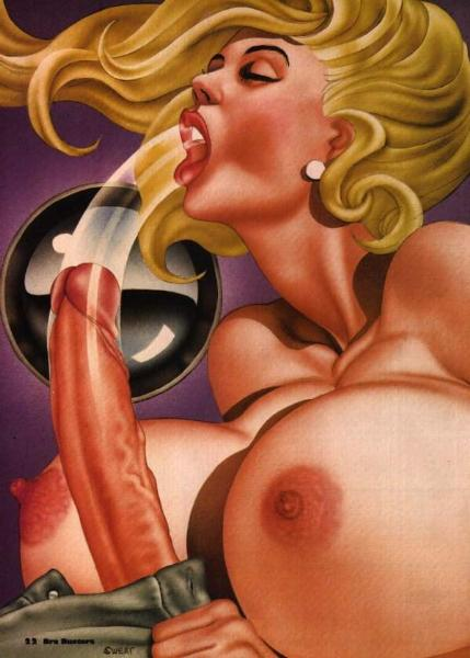 Otis Sweat-Booby Cuy - Extreme Tits Pinups Adult Porn Comix