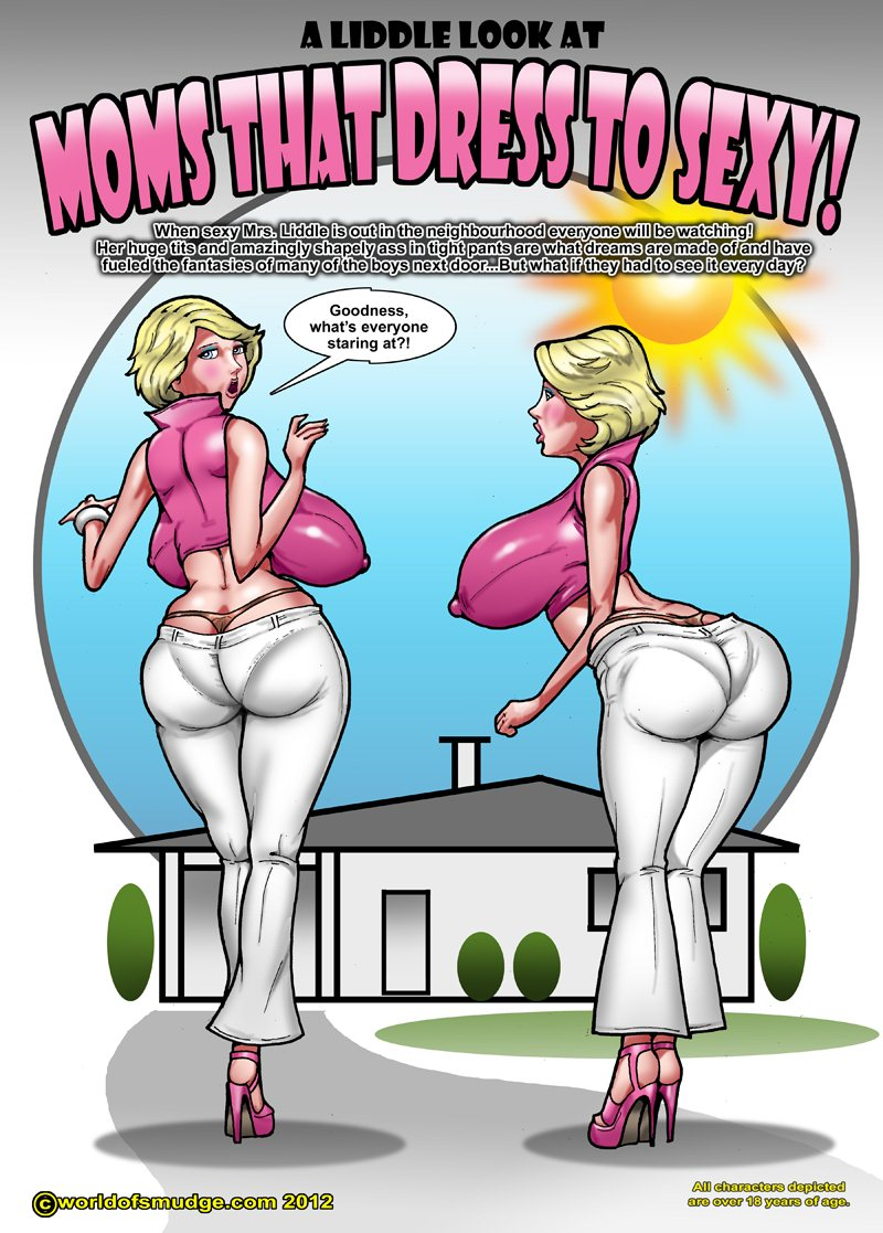 Smudge Incest-Moms That Dress To Sexy - Free Adult Porn Comix