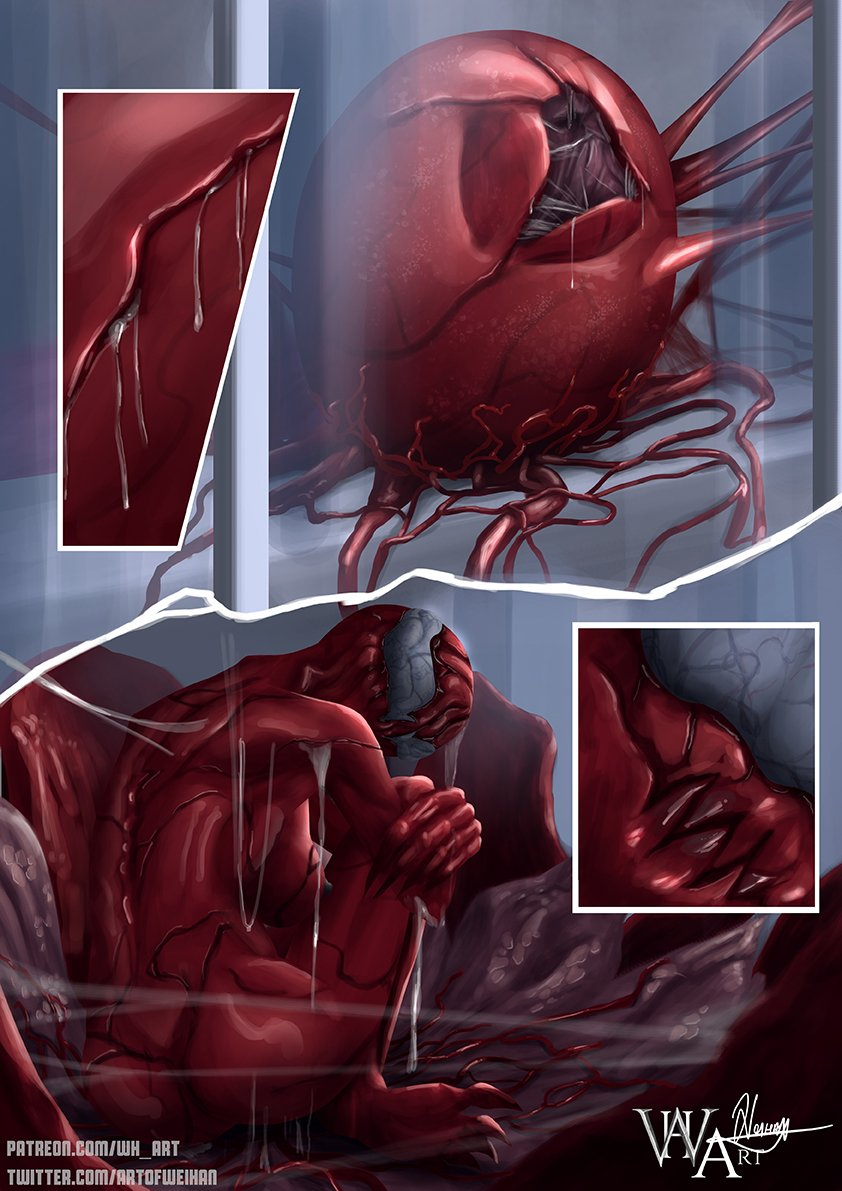 Sexual Symbiotes 2- Ties That Bind (Spider Man)