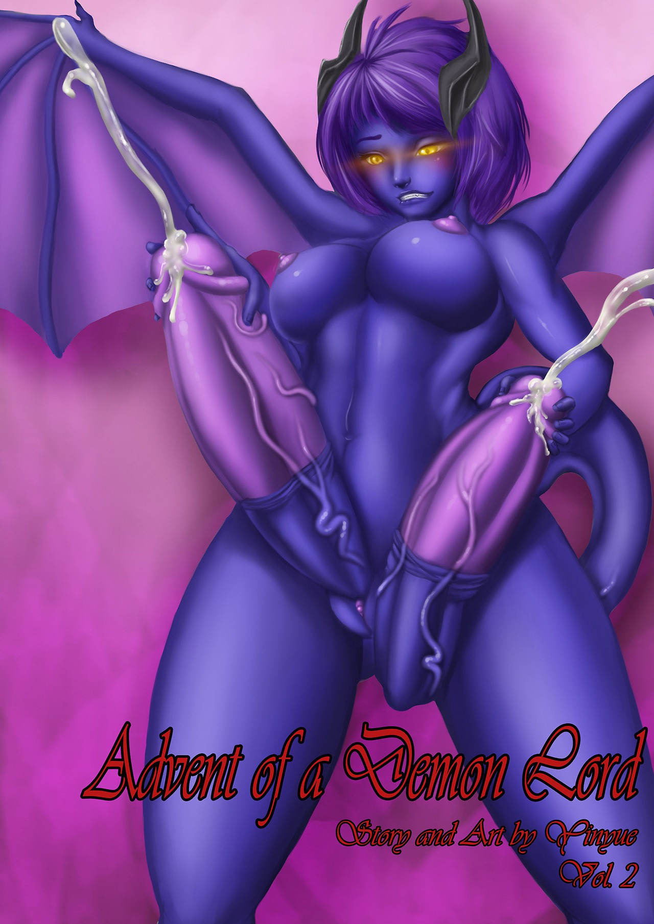 Advent Demon Lord Vol. 2 (Yinyue)