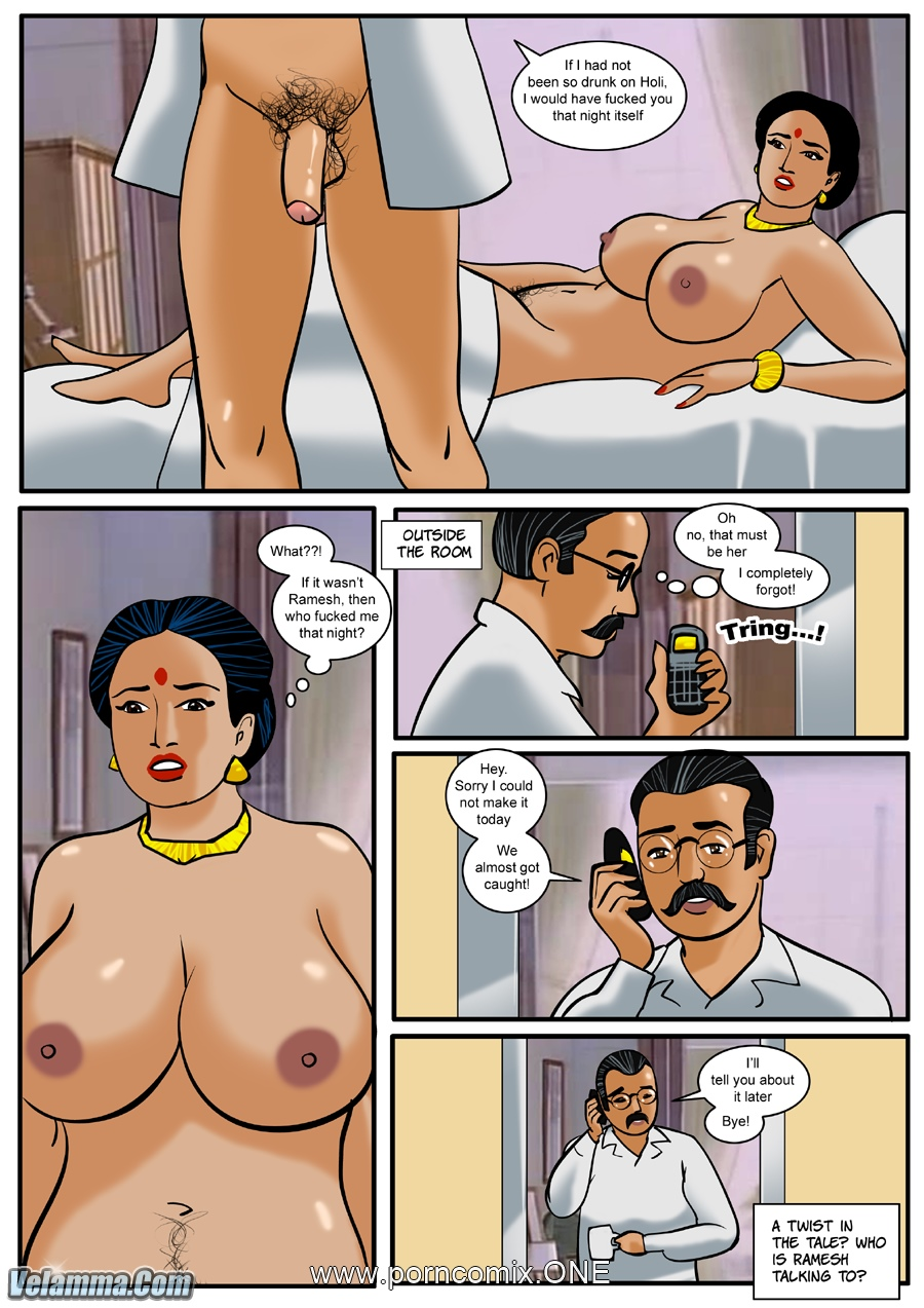 Velamma Episode 10- Loving Wife