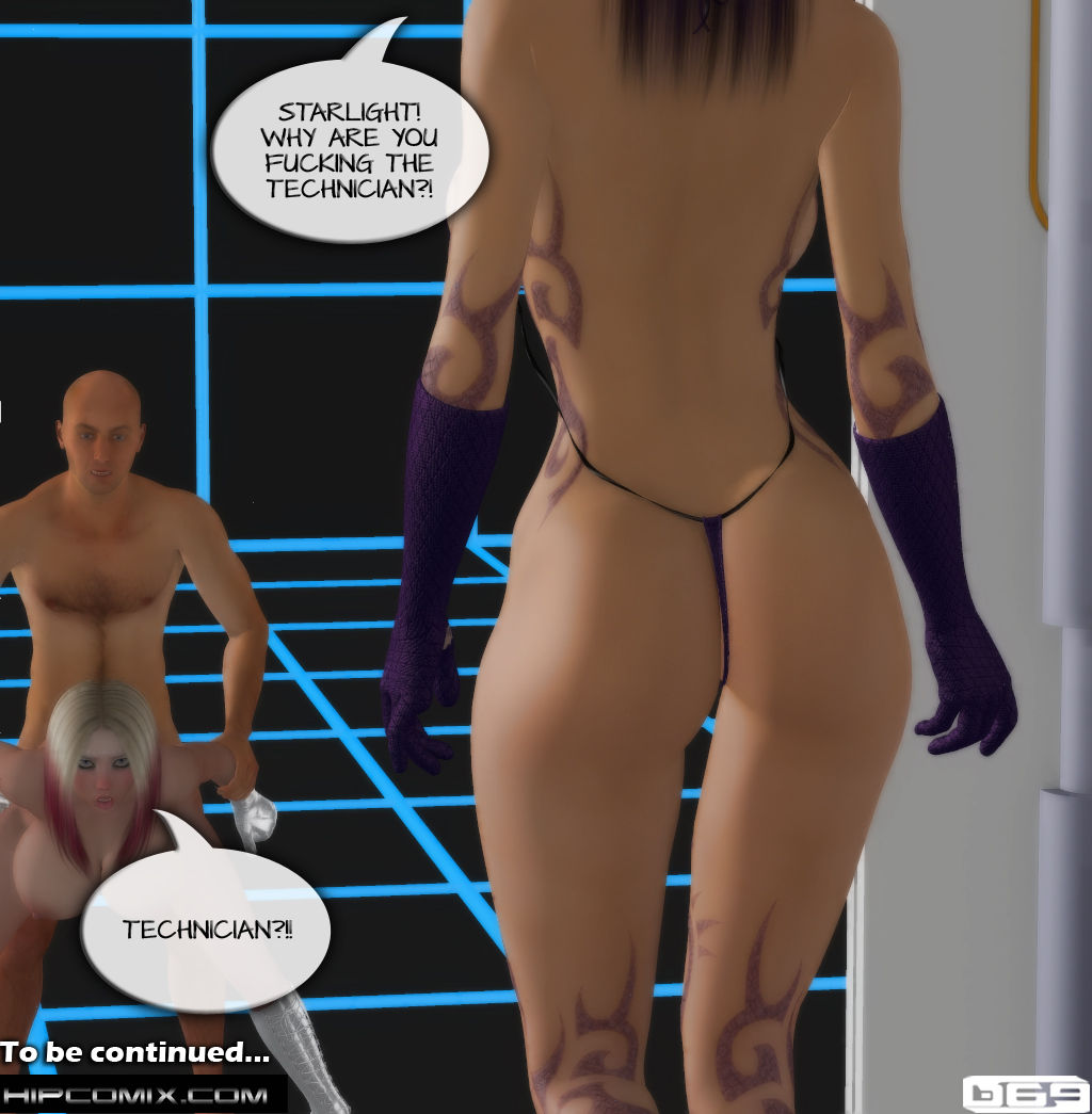 B69-Starlight Playtime – Issue 2 – Free Adult Porn Comix