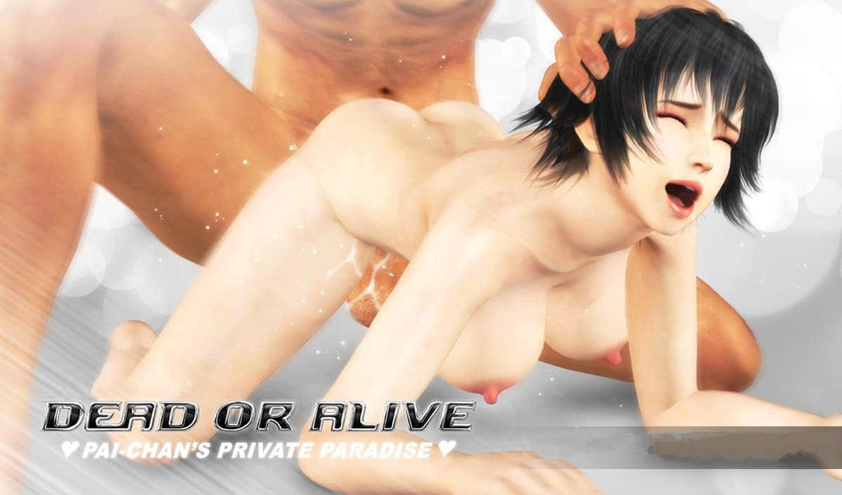Dead or Alive- Paradise on Zack Island