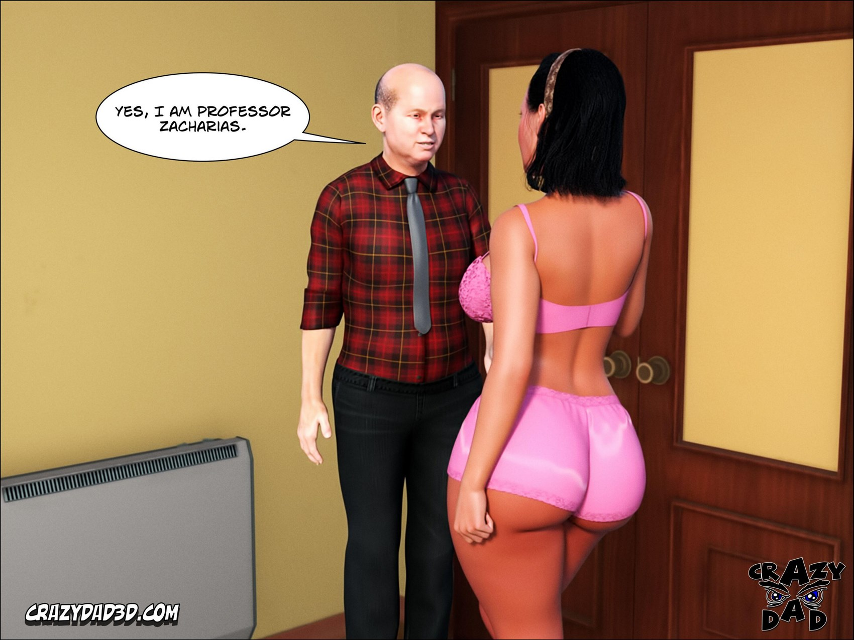 Love Me Tender Part 7- CrazyDad3D