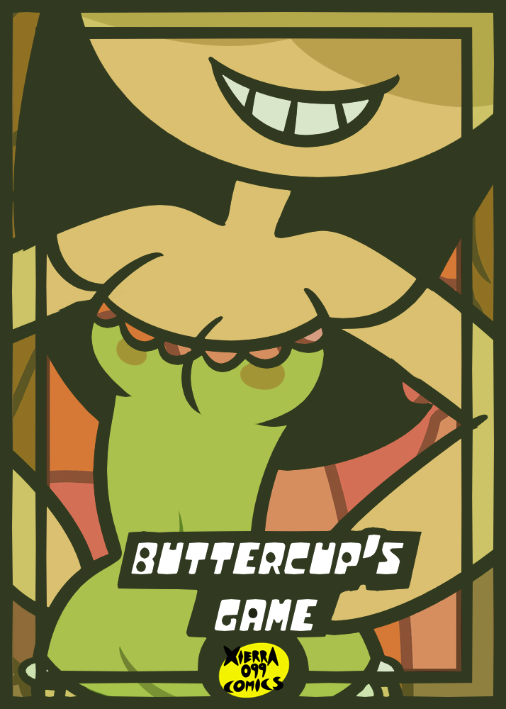 Buttercup's Game (Powerpuff Girls)- Xierra099