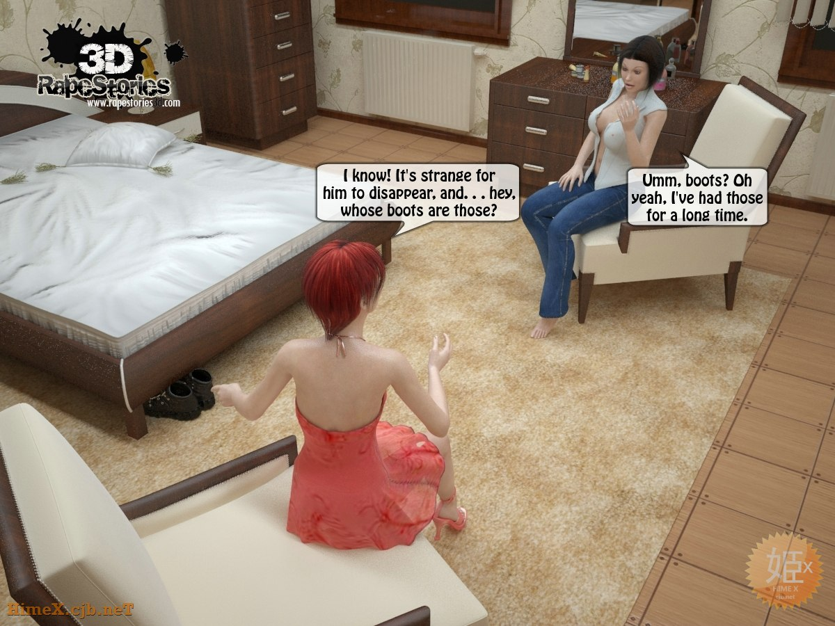 Cheating girlfriend Forced