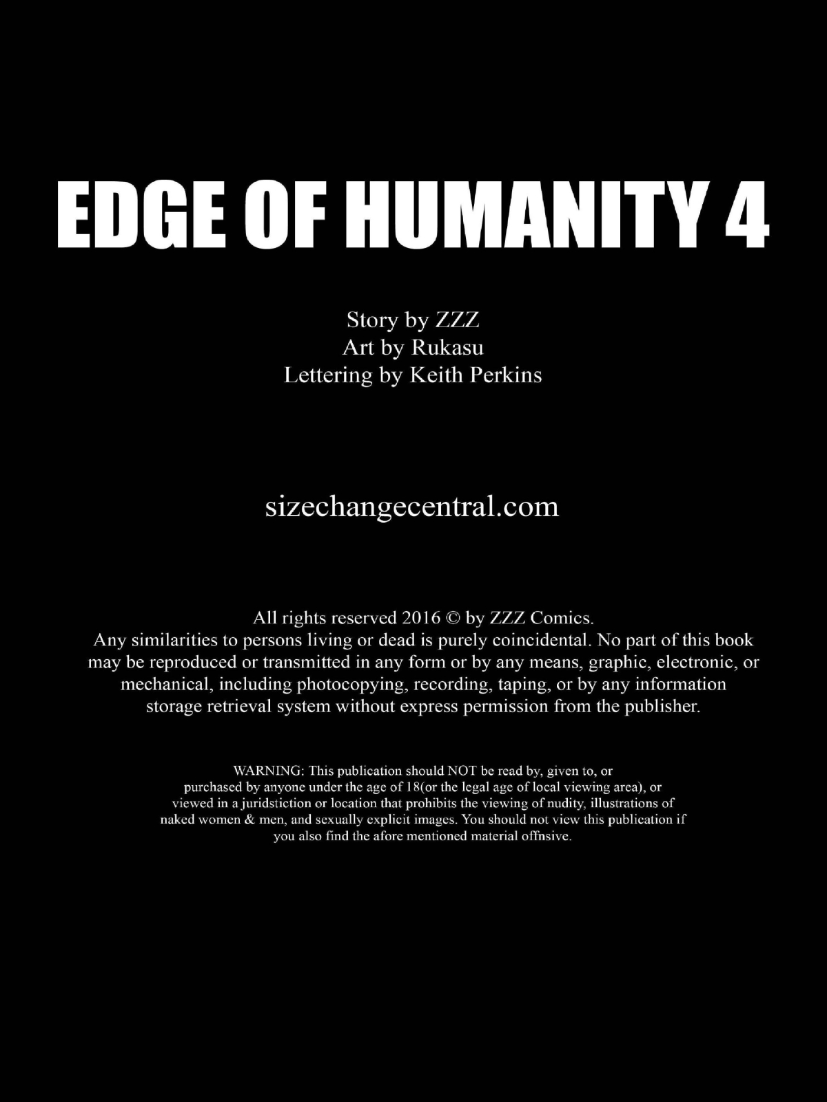 ZZZ- Edge of Humanity 4