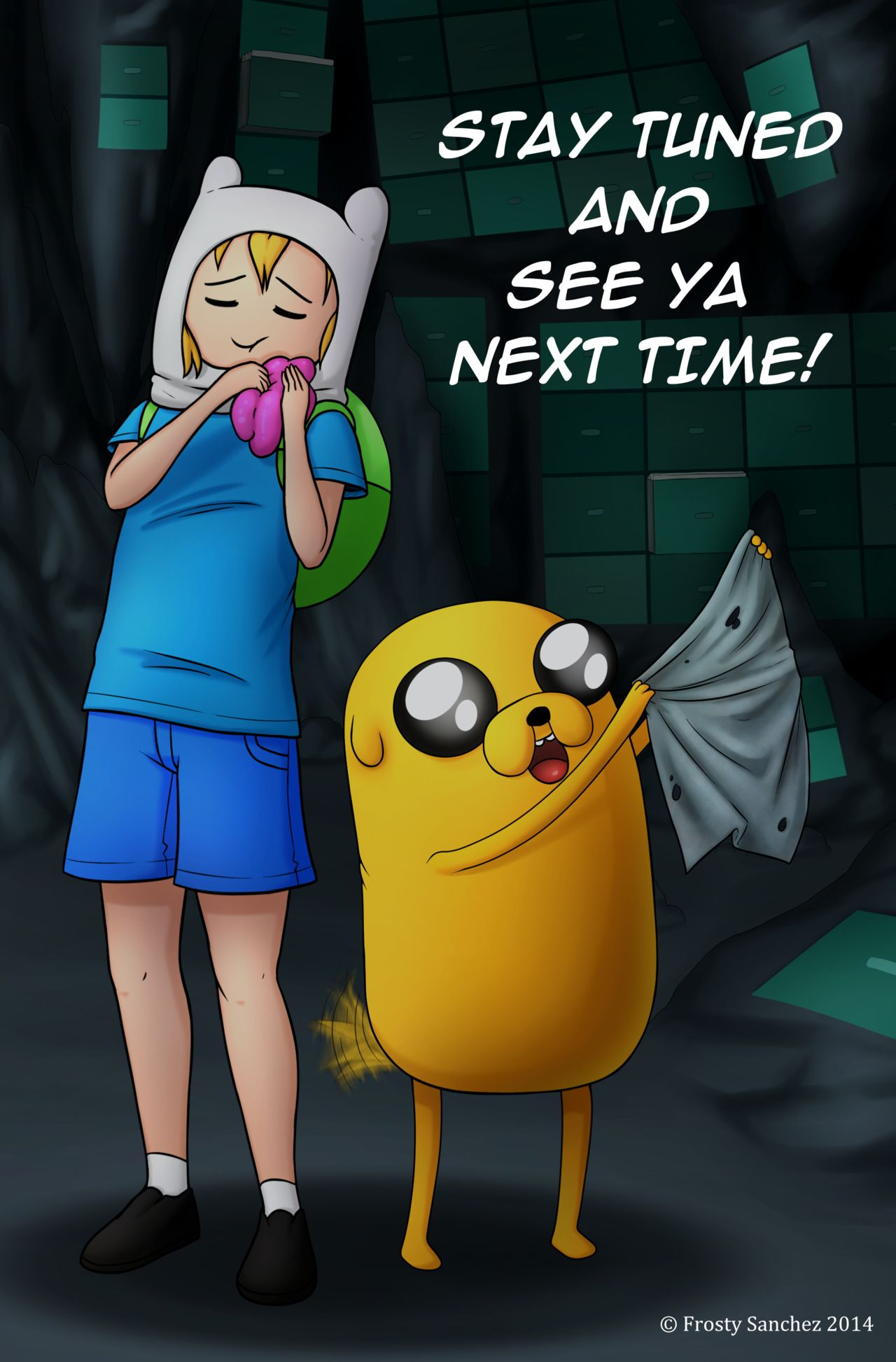 MisAdventure Time 2- What Was Missing