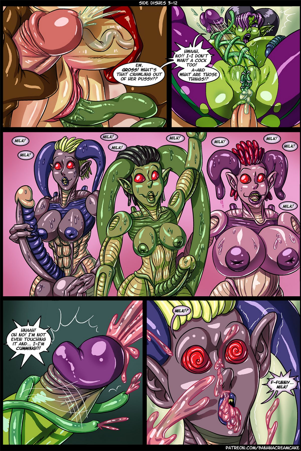 Transmorpher DDS- Side Dishes Ch. 3