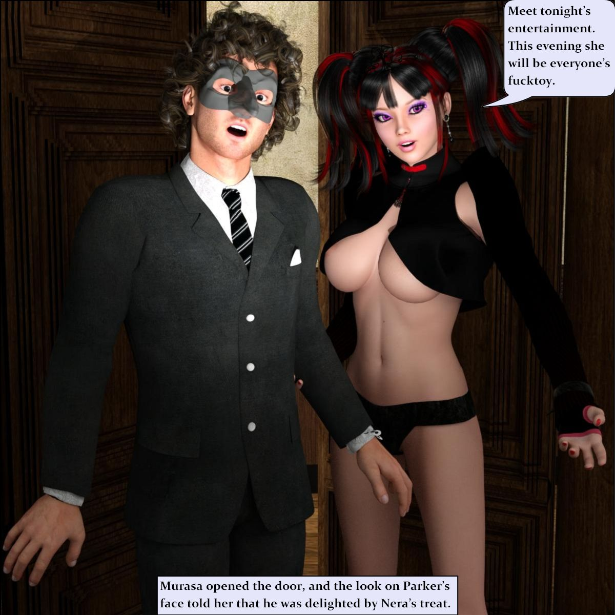 Spy Girl Part 2 Forced Sex-Killy