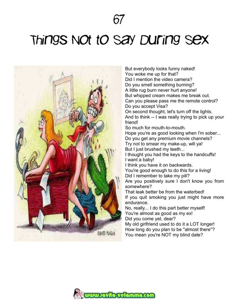 101 Sex Jokes And Comix