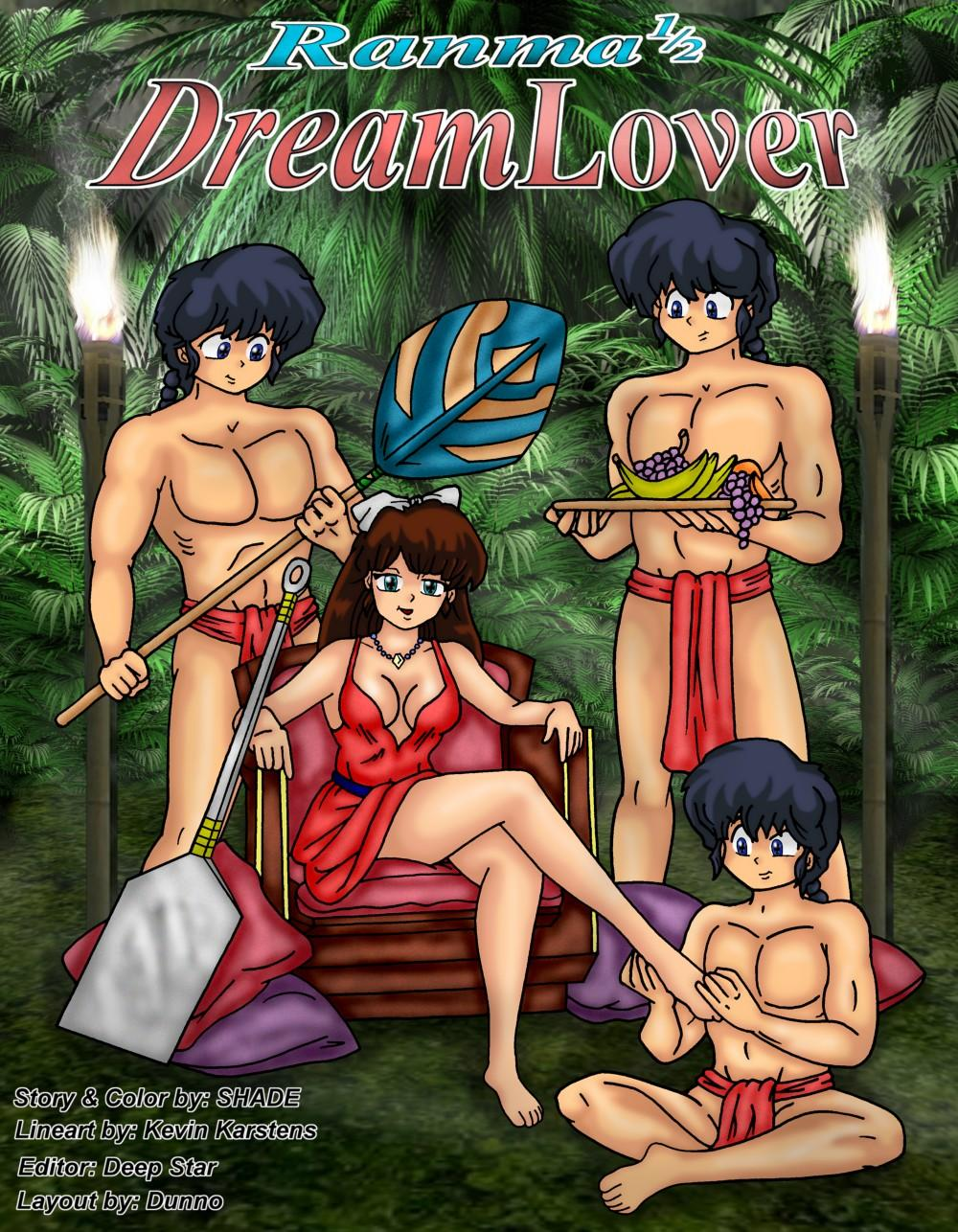 Ranma's DreamLover
