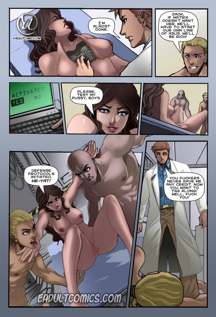 eAdult- A.S.U.2 (Android for Sexual Use)