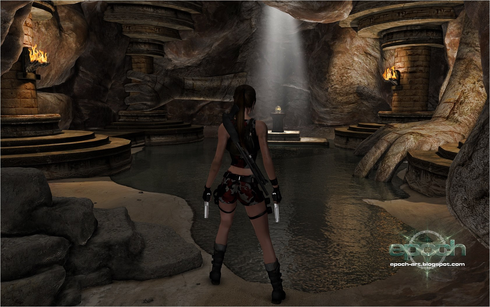 Lara Croft Fuck - Epoch