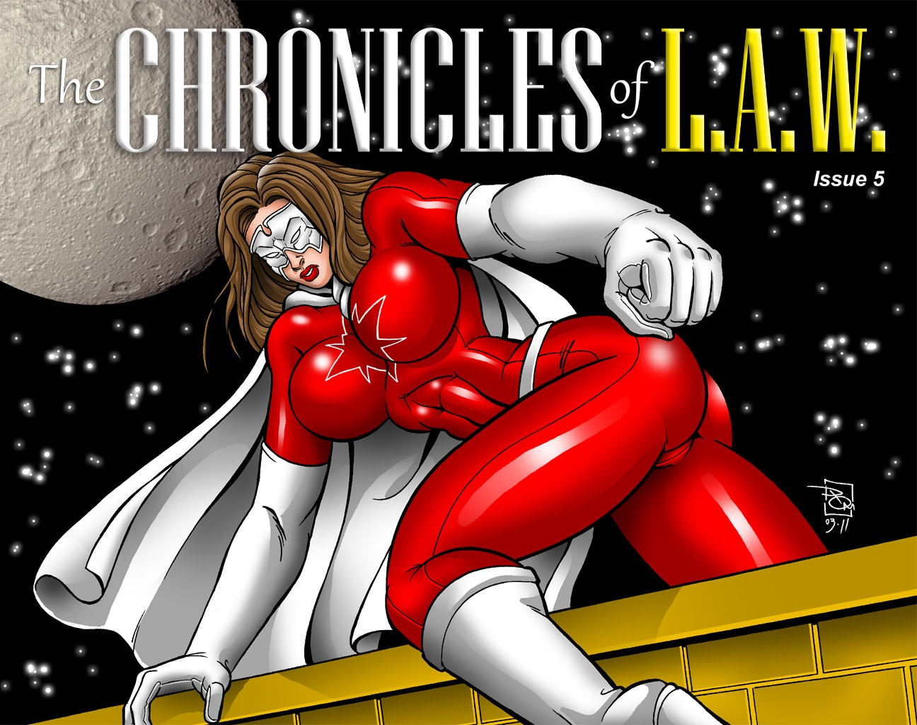 The Chronicles Of L.A.W. 5 & 6