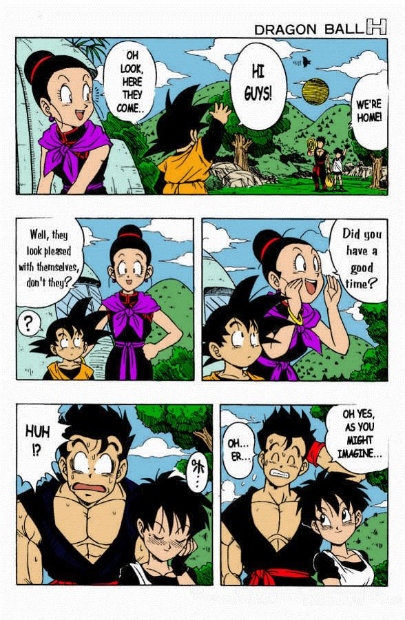 Garland- Dragon Ball H