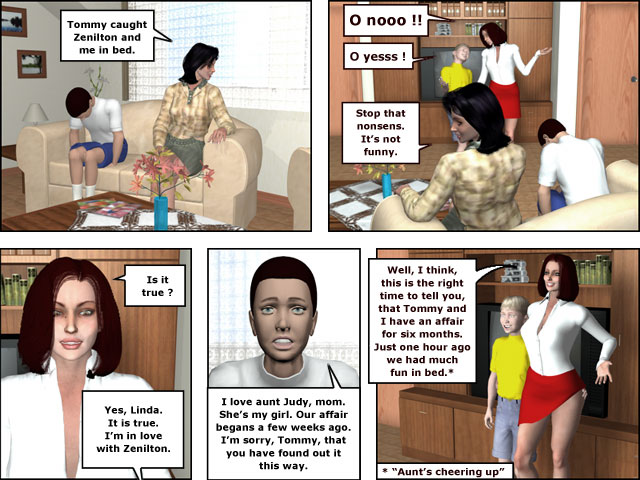 3D Incest,Caught - Free Adult Porn Comix