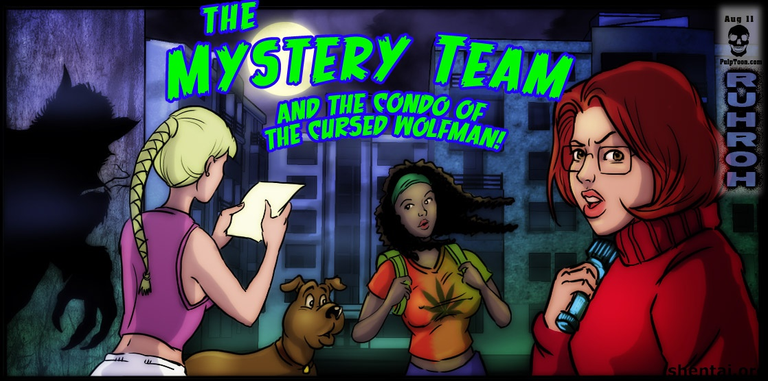 The Mystery Team and the Condo of the Cursed Wolfman