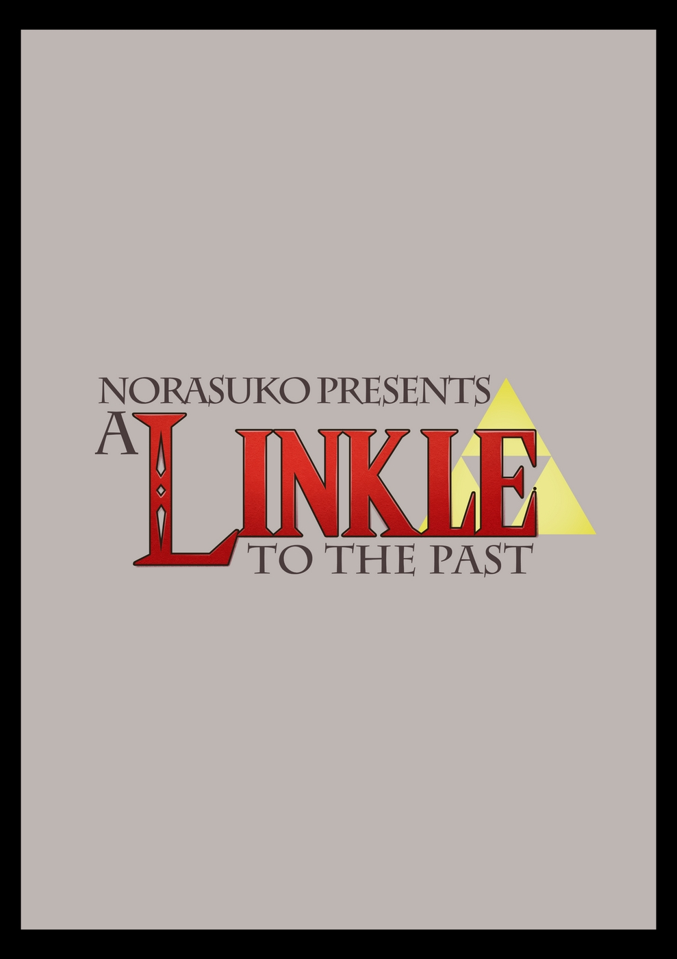 A Linkle to the Past (The Legend of Zelda)