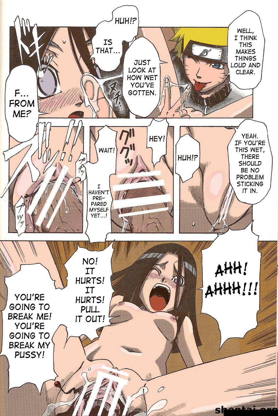 Handmade Family - Hentai Incest Full Color Porn Comix
