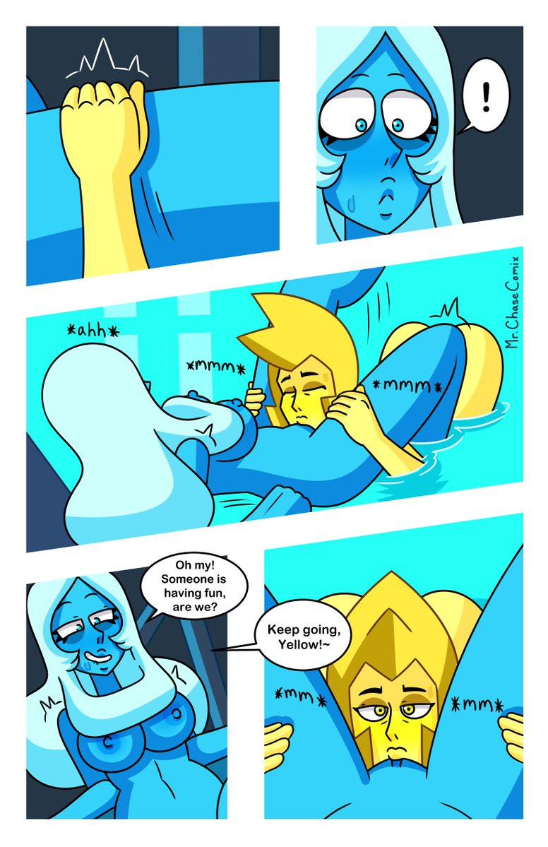 Be My Diamond (Steven Universe) by Mr.ChaseComix | Porn Comics