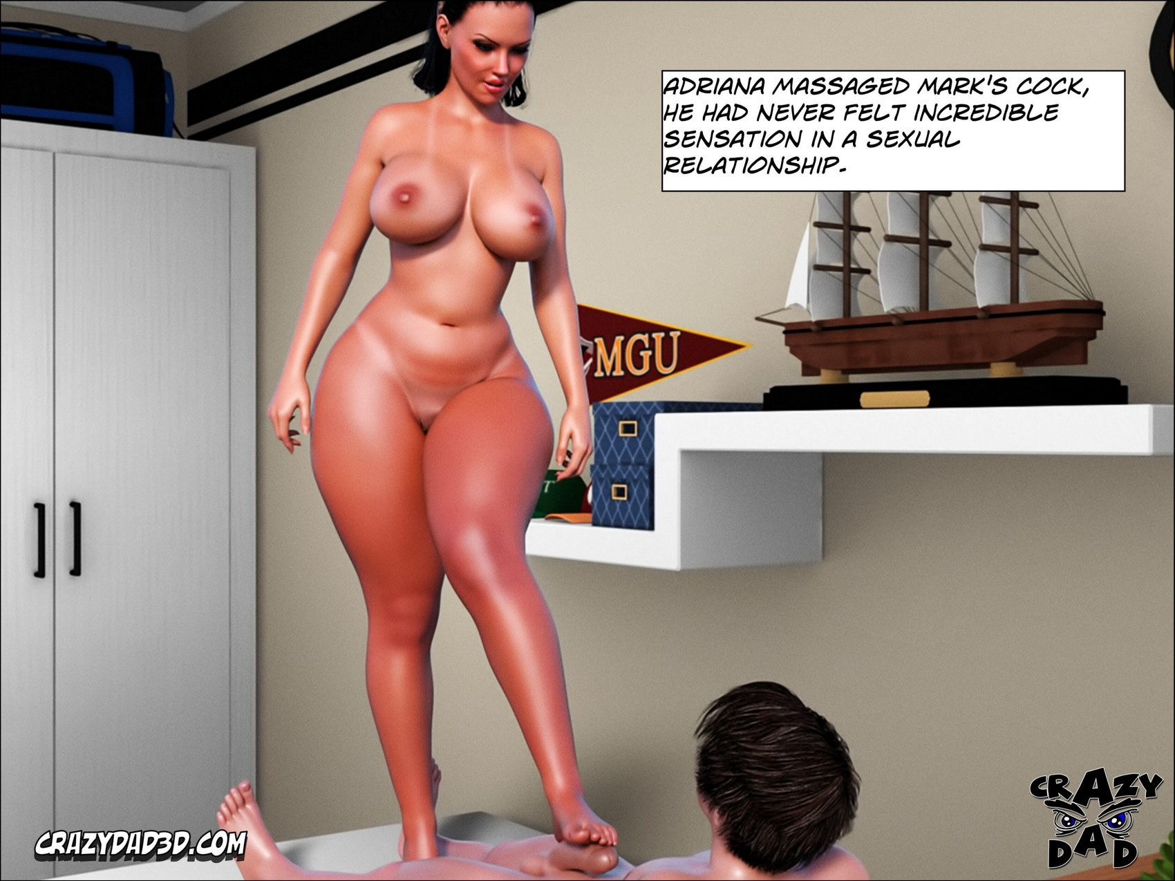 CrazyDad3D- Love Me Tender Part 9
