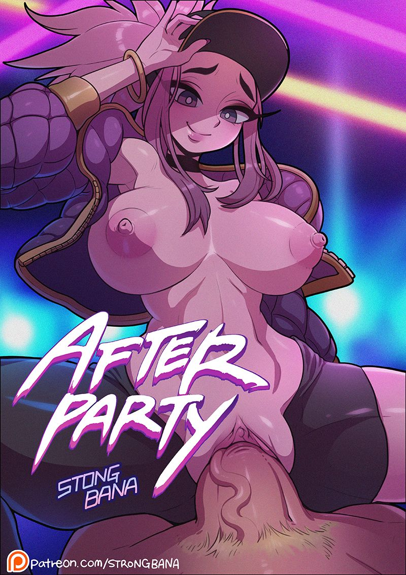 Strong Bana- After Party (League of Legends)
