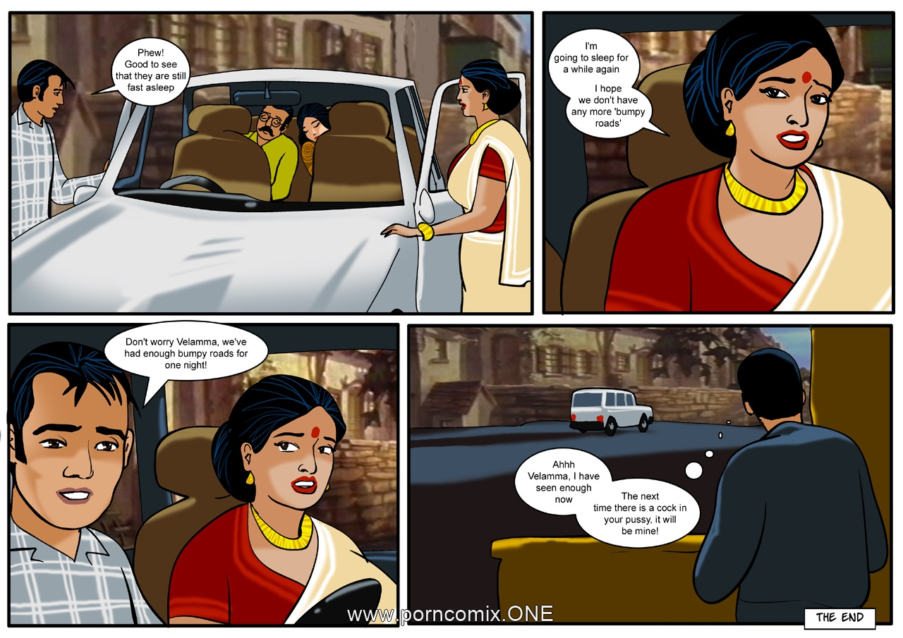 Velamma Episode 13- Middle of a Journey
